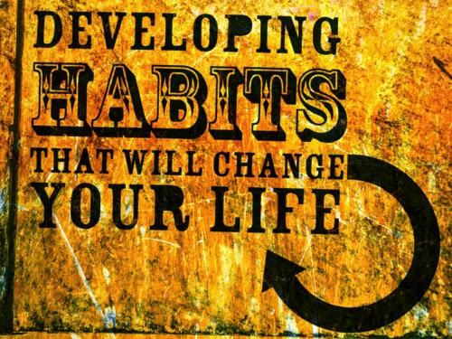 habits of jesus